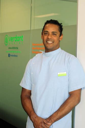 Mr Jeremy Kearns, Verdant Dental